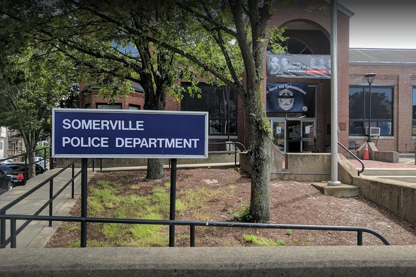 Somerville Police Headquarters