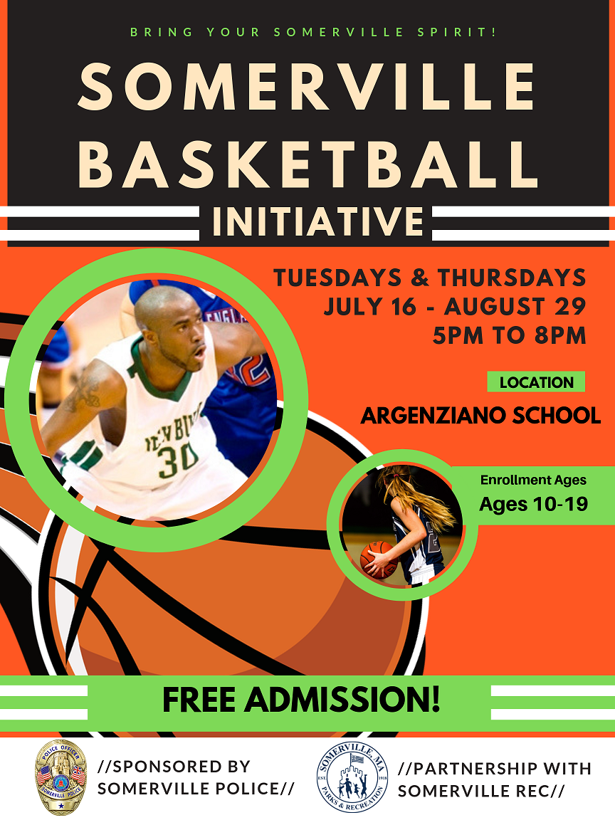 Somerville Basketball Initiative F