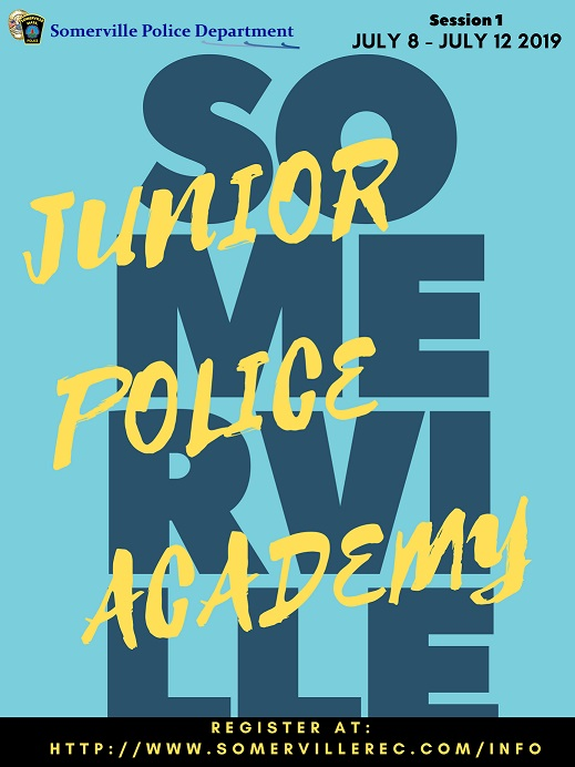 SPD Junior Police 3yr
