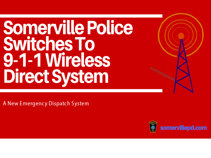 911 WIRELESS DIRECT SYSTEM